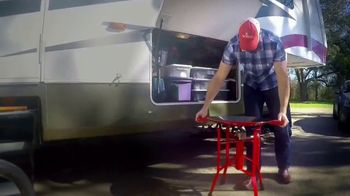 FireDisc Cookers TV Spot, 'Built to Haul' Song by Reckless Kelly - Thumbnail 1