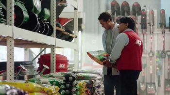 ACE Hardware TV Spot, 'Your Backyard' - 3240 commercial airings