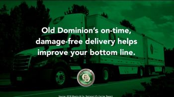 Old Dominion Freight Line TV Spot, 'On-Time, Damage-Free Delivery' - Thumbnail 5