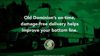 Old Dominion Freight Line TV Spot, 'On-Time, Damage-Free Delivery' - Thumbnail 3