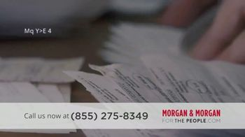 Morgan and Morgan Law Firm TV Spot, 'Credit Report Errors' - Thumbnail 1