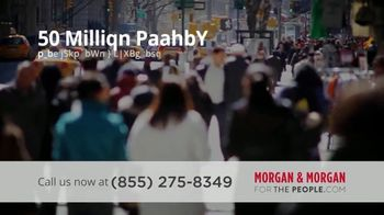 Morgan and Morgan Law Firm TV Spot, 'Credit Report Errors' - Thumbnail 3