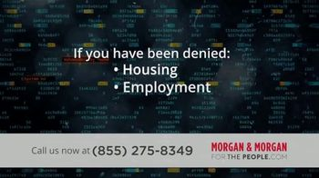 Morgan and Morgan Law Firm TV Spot, 'Credit Report Errors' - Thumbnail 5