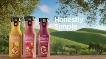 Simply Smoothie TV Spot, '100% Real Fruit Smoothies ' - Thumbnail 10