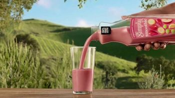 Simply Smoothie TV Spot, '100% Real Fruit Smoothies '