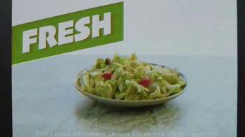 Panera Bread TV Spot, 'What a Salad Should Be' - Thumbnail 4