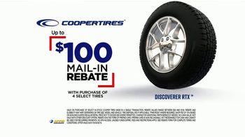 National Tire & Battery Big Brands Bonus Month TV Spot, 'Cooper Tires Mail-In Rebate' - Thumbnail 8