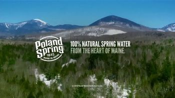 Poland Spring Natural Spring Water TV Spot, 'Protecting Maine's Natural Resources' - Thumbnail 8