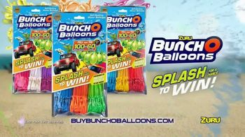 Zuru Bunch O Balloons Splash to Win TV Spot, 'Splash Into Summer' - Thumbnail 9