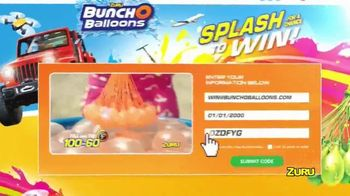 Zuru Bunch O Balloons Splash to Win TV Spot, 'Splash Into Summer' - Thumbnail 7