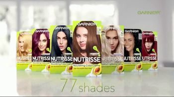 Garnier Nutrisse Nourishing Color Creme TV Spot, 'Mandy Moore Introduces 77 Nourishing Shades' - Thumbnail 3