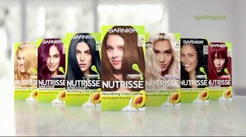 Garnier Nutrisse Nourishing Color Creme TV Spot, 'Mandy Moore Introduces 77 Nourishing Shades' - Thumbnail 8