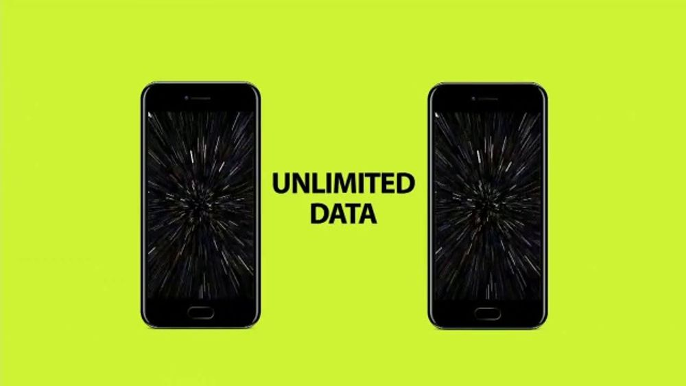 Straight Talk Wireless Ultimate Unlimited Plan TV Commercial, 'Double  Awesome' - Video