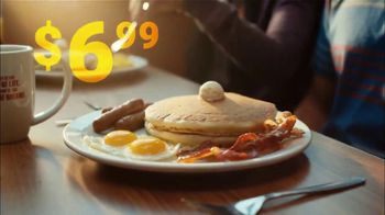 Denny's Meat Lovers Slam TV Spot, 'Favorite People' - Thumbnail 3