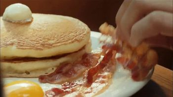 Denny's Meat Lovers Slam TV Spot, 'Favorite People' - Thumbnail 5