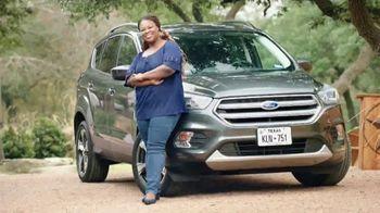 2019 Ford Escape TV Spot, 'Rachelle' [T2]