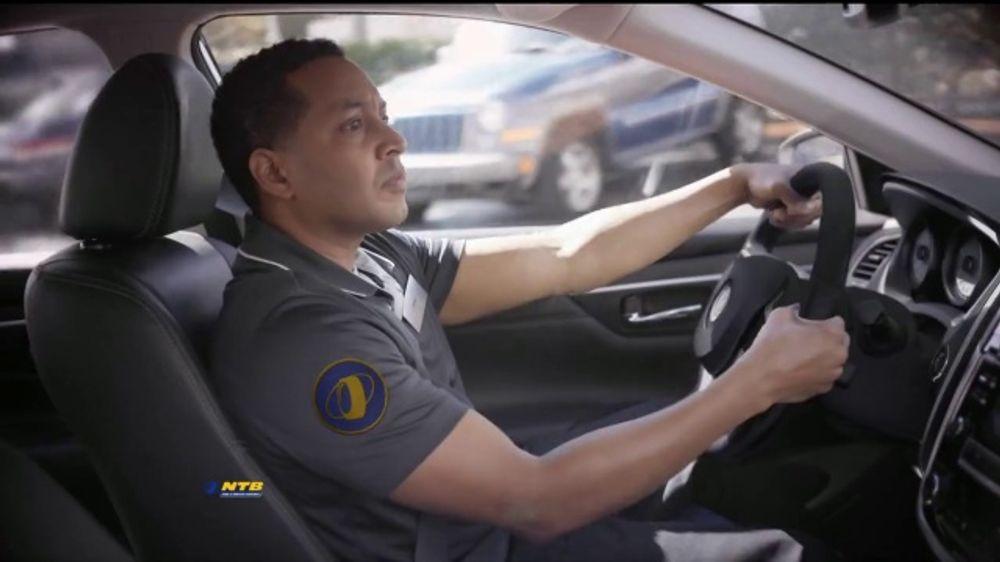 National Tire & Battery Big Brands Bonus Month TV Commercial, 'Cooper Tires and Oil Change'