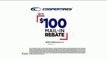 National Tire & Battery Big Brands Bonus Month TV Spot, 'Cooper Tires and Oil Change' - Thumbnail 6