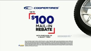 National Tire & Battery Big Brands Bonus Month TV Spot, 'Cooper Tires and Oil Change' - Thumbnail 7
