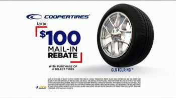 National Tire & Battery Big Brands Bonus Month TV Spot, 'Cooper Tires and Oil Change' - Thumbnail 8