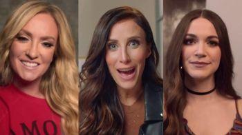 Burlington TV Spot, 'CMT: Style for the Road' Featuring Clare Dunn, Hannah Ellis - 3 commercial airings
