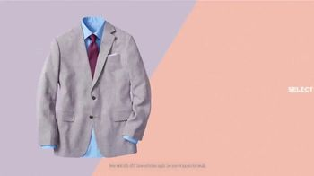 JCPenney Easter Sale TV Spot, 'Dresses, Shoes and Sport Coats' - Thumbnail 6