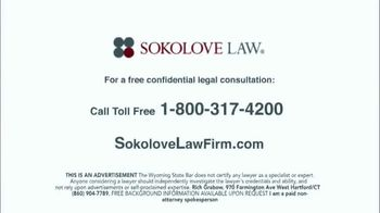 Sokolove Law TV Spot, 'Injured at Birth' Featuring Steve Wilkos - Thumbnail 10