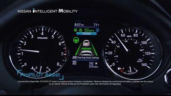 2019 Nissan Rogue TV Spot, 'Centrado' [Spanish] [T2] - Thumbnail 4