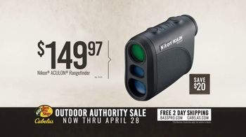 Bass Pro Shops Outdoor Authority Sale TV Spot, 'P365 Bundles and Rangefinders' - Thumbnail 6
