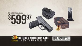 Bass Pro Shops Outdoor Authority Sale TV Spot, 'P365 Bundles and Rangefinders' - Thumbnail 4
