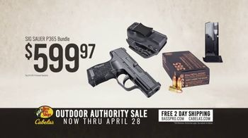 Bass Pro Shops Outdoor Authority Sale TV Spot, 'P365 Bundles and Rangefinders' - Thumbnail 5