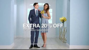 Macy's Easter Sale TV Spot, 'Holiday Dresses' - Thumbnail 4