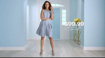 Macy's Easter Sale TV Spot, 'Holiday Dresses' - Thumbnail 9