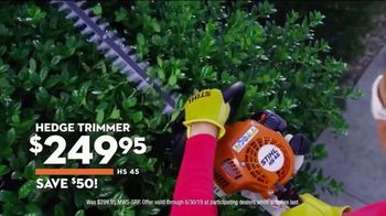 STIHL TV Spot, 'Real People: Hedge Trimmers & Yard Bosses' - Thumbnail 6
