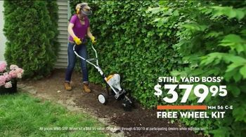 STIHL TV Spot, 'Real People: Hedge Trimmers & Yard Bosses' - Thumbnail 7