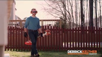 STIHL TV Spot, 'Real People: Handheld Blowers & Backpack Blowers' - Thumbnail 3