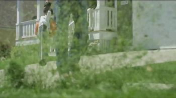 STIHL TV Spot, 'Real People: Handheld Blowers & Backpack Blowers' - Thumbnail 4