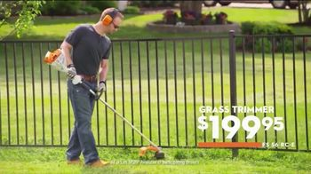 STIHL TV Spot, 'Real People: Handheld Blowers & Backpack Blowers' - Thumbnail 5