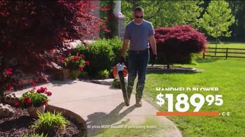 STIHL TV Spot, 'Real People: Handheld Blowers & Backpack Blowers' - Thumbnail 6