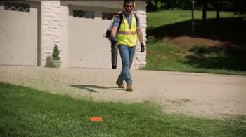 STIHL TV Spot, 'Real People: Handheld Blowers & Backpack Blowers' - Thumbnail 7