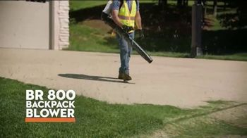 STIHL TV Spot, 'Real People: Handheld Blowers & Backpack Blowers' - Thumbnail 8