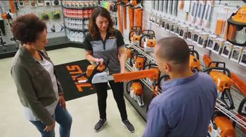 STIHL TV Spot, 'Real People: Handheld Blowers & Backpack Blowers' - Thumbnail 9