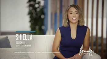 Jenny Craig Rapid Results TV Spot, 'Shiella: 20 Pounds'