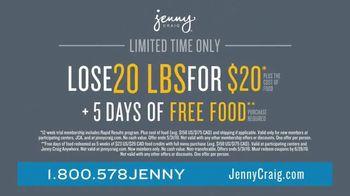 Jenny Craig Rapid Results TV Spot, 'Shiella: 20 Pounds' - Thumbnail 10
