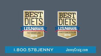 Jenny Craig Rapid Results TV Spot, 'Shiella: 20 Pounds' - Thumbnail 3