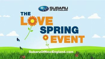 Subaru Love Spring Event TV Spot, 'Finally Here' [T2] - Thumbnail 9