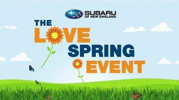 Subaru Love Spring Event TV Spot, 'Finally Here' [T2] - Thumbnail 3