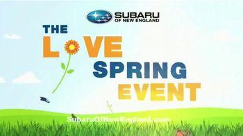 Subaru Love Spring Event TV Spot, 'Finally Here' [T2] - Thumbnail 8
