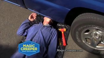 Magic Creeper TV Spot, 'Easy Repairs and Adjustments'
