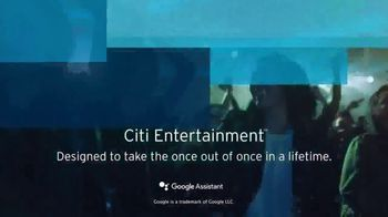 Citi Entertainment TV Spot, 'Hey Google: Find a Concert' Song by Zara Larsson - Thumbnail 10